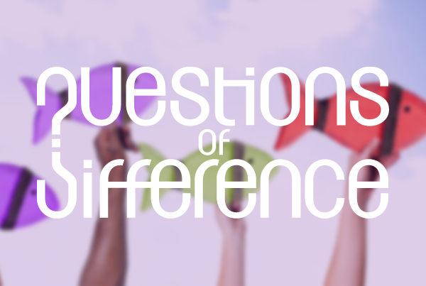 Questions of Difference | Website