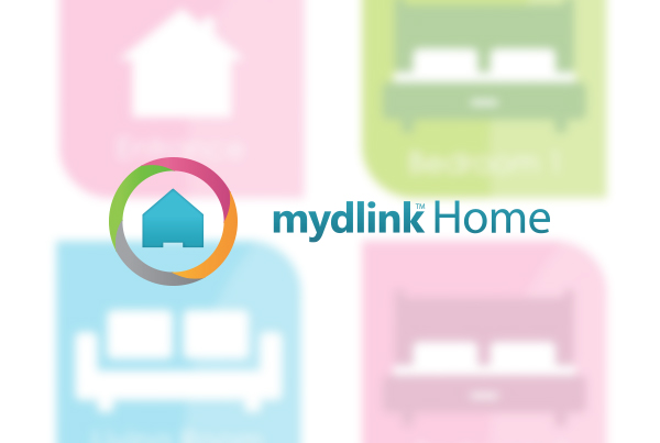 mydlink Home | Interactive infographic