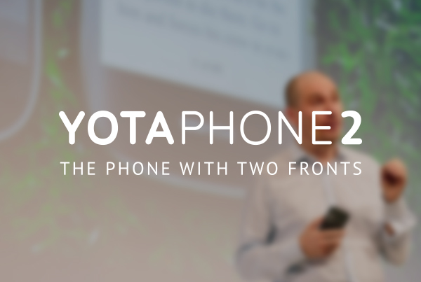 YotaPhone 2 | Product Launch Event Videos