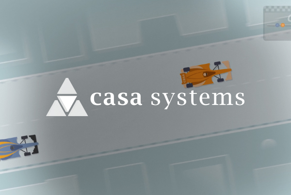 Casa Systems Animation